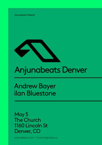 Anjunabeats Tour 2017