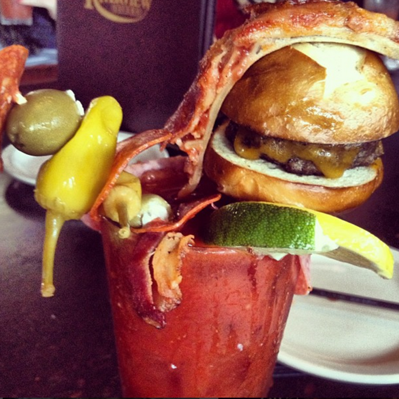 My Bloody Valentine: A Bloody Mary History Pub Crawl