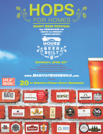 Hops for Homes Craft Beer Festival