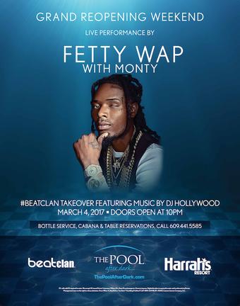 Epic Saturday with Fetty Wap