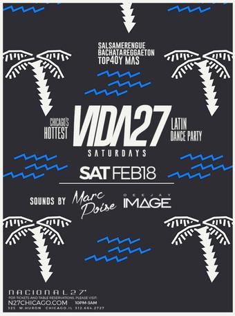 VIDA 27: DJ IMAGE & MARC POISE