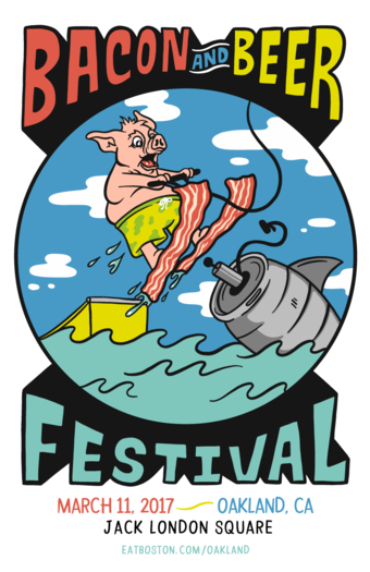 2017 Oakland Bacon and Beer Festival