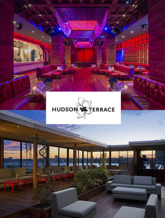 *VIP TICKETS W/ FREE DRINKS + DISCOUNT BIRTHDAY/BOTTLE PACKAGES FOR HUDSON TERRACE ROOFTOP*