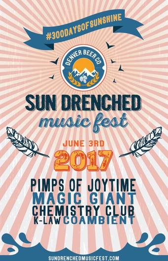 Sun Drenched Music Festival 2017