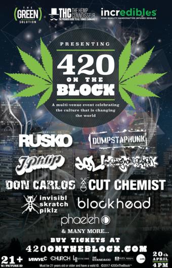 420 On The Block