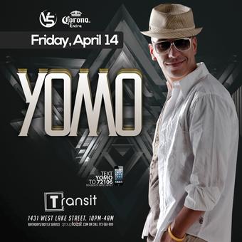 Yomo - Transit Nightclub - 21+