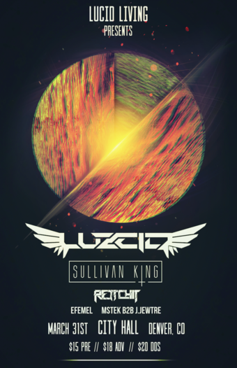 Luzcid & Sullivan King