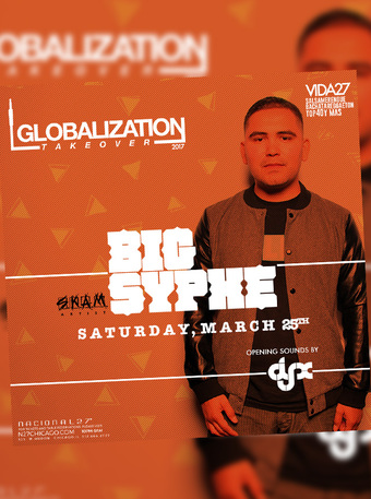 Globalization Takeover-Big Syphe