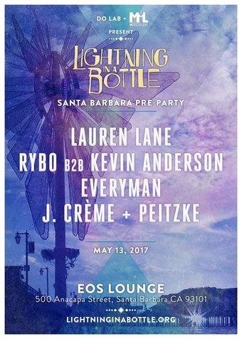 LIB PRE PARTY w/ LAUREN LANE 5.13.17