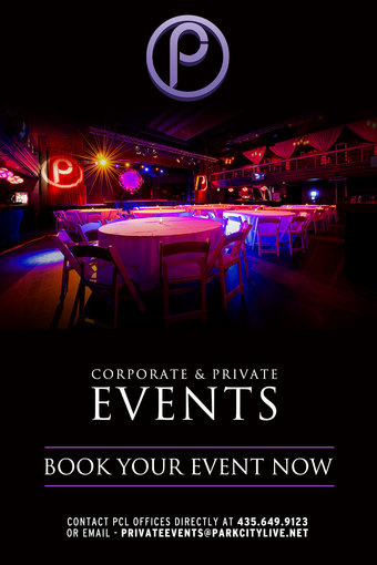 Private Corporate Events - BOOK NOW!