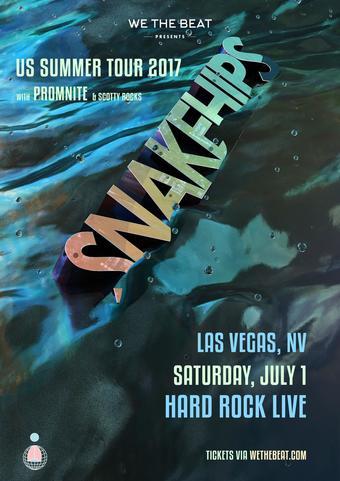 Snakehips - Las Vegas, NV