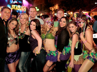2018 Gaslamp Party Gras! | Sat. Feb 10, 2018
