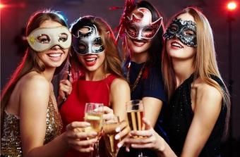 2018 San Diego Fat Tuesday Masquerade Tues. Feb. 13