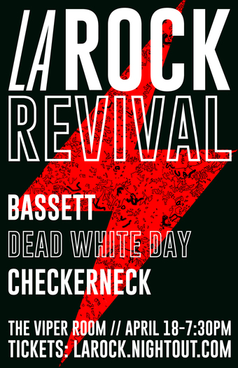 LA ROCK REVIVAL NIGHT