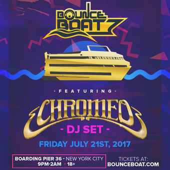Bounce Boat ft Chromeo (DJ Set)