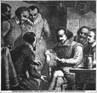 Hear Ye, Beer Ye! A Pourtrait of Shakespeare
