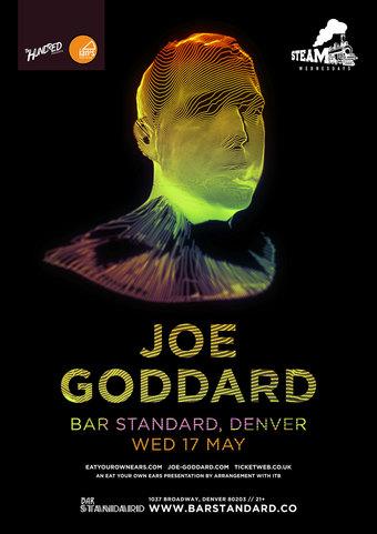 Joe Goddard (DJ Set)