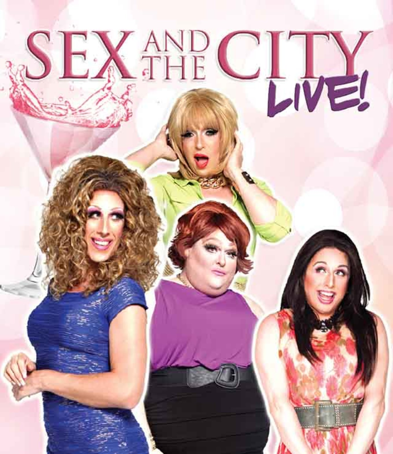 Sex and the city live