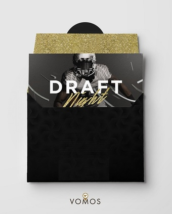 "4*27 /  VOMOS Presents ""Draft Night"" Hosted by NFL Stars LeSean McCoy & Jason Peters / Sponsored by Hennessy / 10p-3:30a / #NFLDraftWknd"