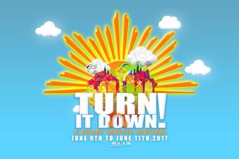 TURN IT DOWN! Festival