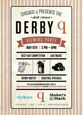 Derby q 6th Annual Viewing Party