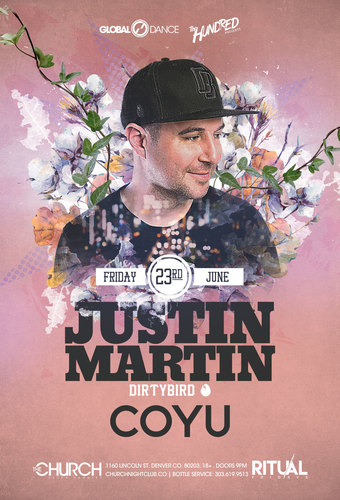 Justin Martin and Coyu
