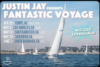 Justin Jay Presents: Fantastic Voyage Tour EOS Lounge 6.2.17