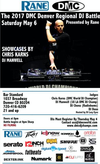 Denver DMC DJ Battle