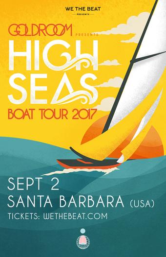 Goldroom High Seas Boat Tour