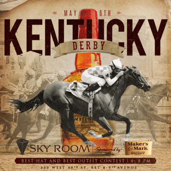 Kentucky Derby at Sky Room!