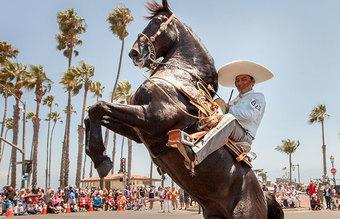 2017 El Desfile Histórico (Historical Parade) Reserved Seating