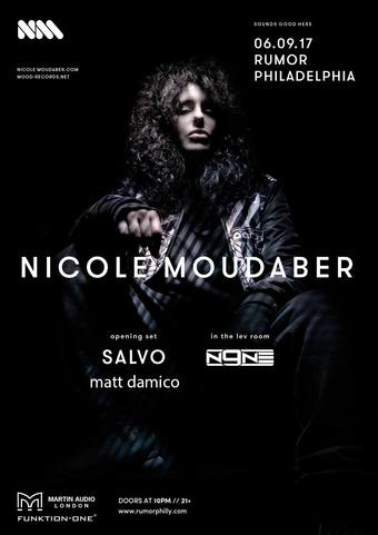 Nicole Moudaber  at Rumor