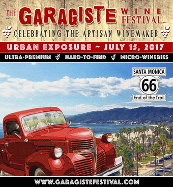 Garagiste Wine Festival: Urban Exposure