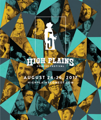 5th Annual High Plains Comedy Festival -  VIP Passes