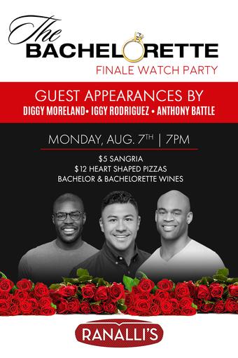 Monday Bachelorette Night at Ranalli's!