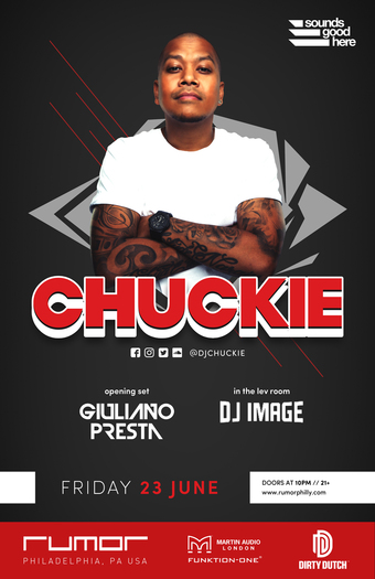 Chuckie at Rumor - June 23