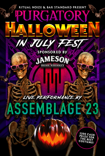 Halloween In July Fest