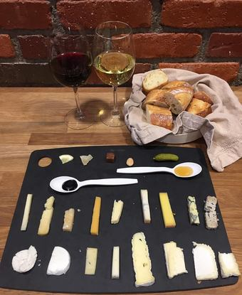 Cheese 101 (with Wine)