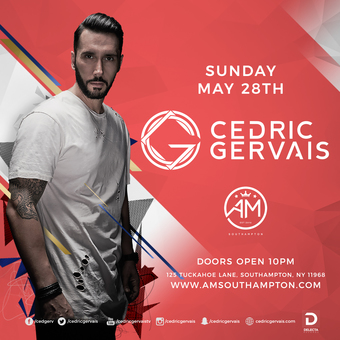 MDW Cedric Gervais at AM Southampton
