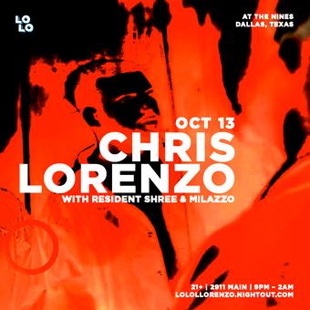 LoLo Ft. CHRIS LORENZO 2.0