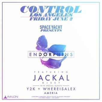 Jackal, Y2K, whereisalex at Avalon Hollywood