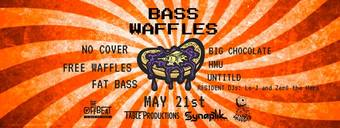 Bass Waffles v.4 | Big Chocolate, Untitld, HMU, Lo-J & Zer0 The Hero