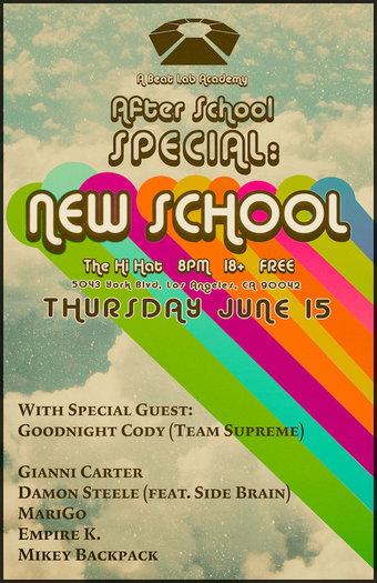 A Beat Lab Academy After School Special: New School