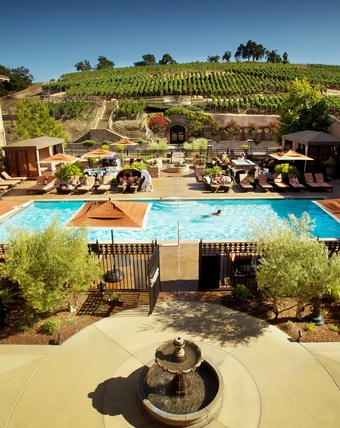 Napa Valley Pool Day Pass