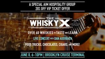 The Whisky X Tasting