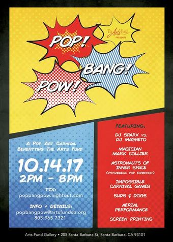 POP! BANG! POW!
