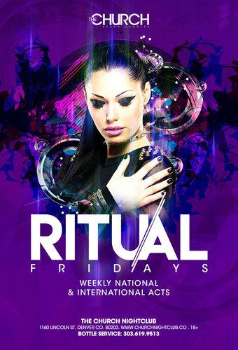 Ritual Fridays