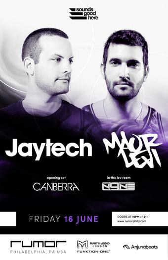 Jaytech + Maor Levi at Rumor