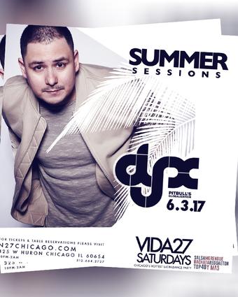 Summer Sessions-DJ X