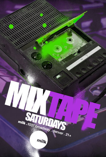 Mixtape Saturdays